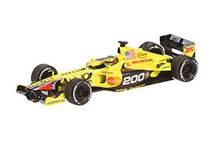 JORDAN HONDA EJ11 J.ALESI-200th GP 2001 #12