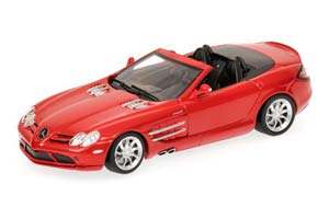 MERCEDES SLR MCLAREN ROADSTER 2007 RED *BENZ BENC МЕРСЕДЕС БЕНС МЕРСИДЕС МЕРСЕДЕЗ БЕНЦ