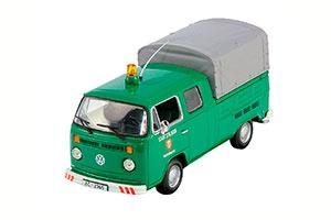 VW VOLKSWAGEN T2 DOKA-PRITSCHE 1972 ´STADT STOLBERG´ *ФОЛЬКСВАГЕН ФОЛЬЦВАГЕН
