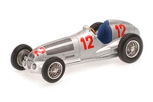 Mercedes W125 GP Germany 1937 Caracciola Limited Edition 1008 pcs.