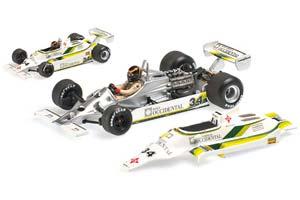 Williams Ford FW07 EMILIO DE VILLOTA SPANISH GP 1980