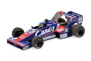 Toleman Hart TG183 Derek Warwick Dutch GP 1983