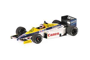 WILLIAMS FW10 WINNER EUROPEAN GP 1985 N.MANSELL #5
