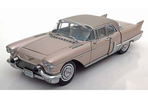 Cadillac Eldorado Brougham 1957 Silver Nairobi Pearl
