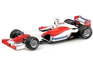 TOYOTA PANASONIC RACING TF102 A.MCNISH 2002 #25