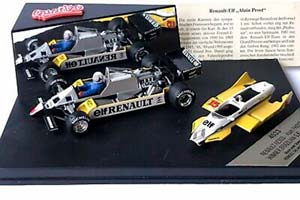 RENAULT RE30 A.PROST GP BRAZIL 1982 WINNER #15 *РЕНО