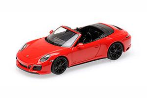 PORSCHE 911 (991.2) CARRERA 4GTS CABRIOLET 2017 RED