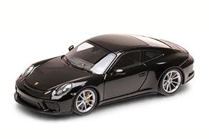 PORSCHE 911 (911.2) GT3 TOURING 2018 BLACK METALLIC