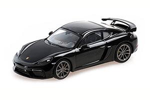 PORSCHE 718 CAYMAN GT4 (982) 2020 BLACK