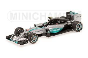 Mercedes W06 Hybrid #6 Australian GP F1 N. Rosberg 2015