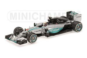 Mercedes AMG Petronas F1 Team W06 Hybrid Lewis Hamilton 2015 Winner Australian GP