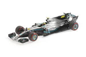 MERCEDES-AMG PETRONAS MOTORSPORT F1 W08 EQ POWER+ ROSSI RIDE SWAP 10 DECEMBER VALENCIA 2019 *BENZ BENC МЕРСЕДЕС БЕНС МЕРСИДЕС МЕРСЕДЕЗ БЕНЦ