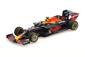 ASTON MARTIN RED BULL RACING RB16 MAX VERSTAPPEN 3RD PLACE STYRIAN GP 2020