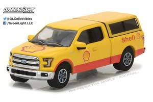 FORD F-150 WITH CAMPER SHELL OIL 2016