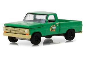 FORD F-100 PICK-UP QUAKER STATE 1969 *ФОРД ФОРТ
