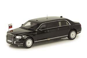 AURUS SENAT LIMOUSINE LONG L700 (RUSSIAN GOVERNMENT CAR) 2020 BLACK | АУРУС СЕНАТ УДЛИННЕНЫЙ АВТОМОБИЛЬ ВЛАДИМИРА ПУТИНА *АУРУС