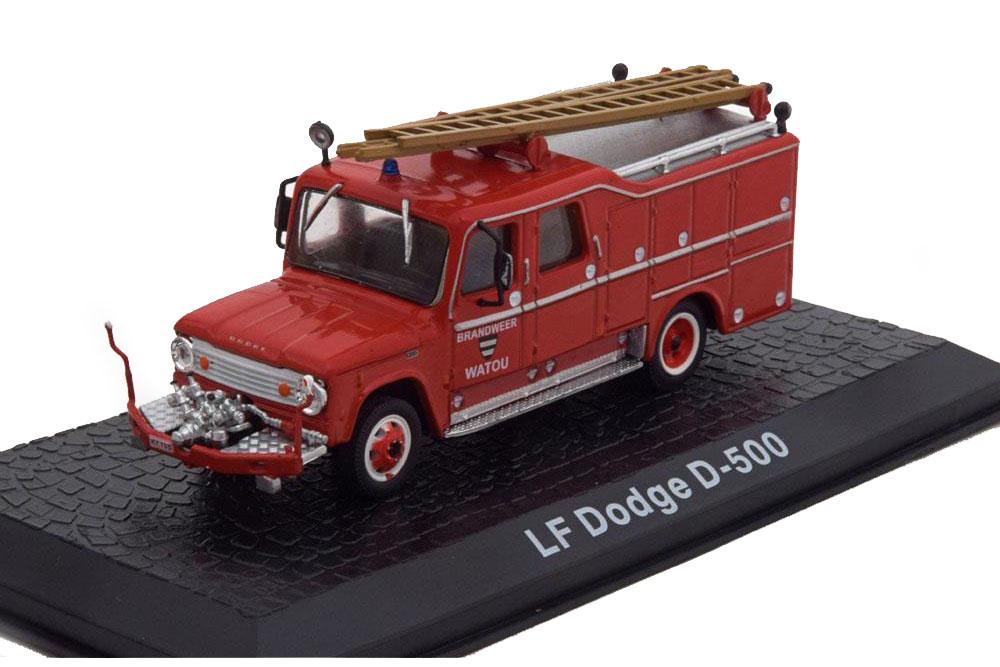 DODGE D-500 FIRE TRUCK 1958 *ДОДЖ