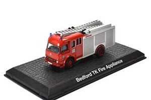 BEDFORD TK FIRE APPLIANCE 1980 *БЭДФОРД