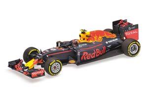 Red Bull Racing Tag-Heuer RB12 Daniil Kvyat 2016