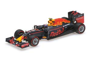 RED BULL RACING TAG HEUER RB12 MAX VERSTAPPEN 3RD PLACE GERMAN GP 2016