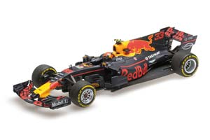 RED BULL RACING TAG-HEUER RB13 MAX VERSTAPPEN WINNER MALAYSIAN GP 2017
