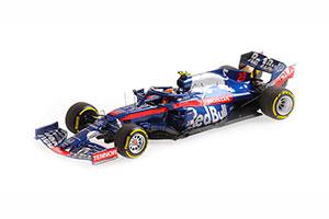 TORO ROSSO SCUDERIA HONDA STR14 ALEXANDER ALBON MONACO GP 2019