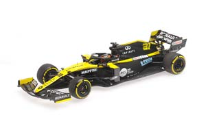 RENAULT DP WORLD F1 TEAM R.S.20 ESTEBAN OCON 2020 SEASON LAUNCH EDITION *РЕНО