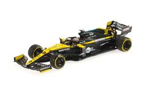 RENAULT DP WORLD F1 TEAM R.S.20 DANIEL RICCIARDO AUSTRIAN GP 2020