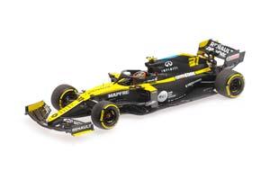 RENAULT DP WORLD F1 TEAM R.S.20 ESTEBAN OCON AUSTRIAN GP 2020