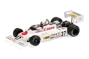 March Honda F2 812 Satoru Nakajima Winner Great 20 Racers Race Suzuka 1981
