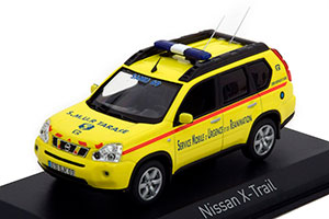 NISSAN X-TRAIL SMUR (MOBILE EMERGENCY HELP) 2009