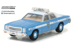 PLYMOUTH FURY NEW YORK CITY POLICE DEPARTMENT (NYPD)1977