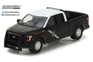 FORD F-150 NEW MEXICO STATE POLICE2016