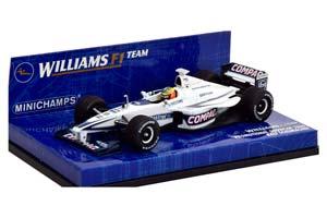 WILLIAMS BMW SHOWCAR R.SCHUMACHER 2000