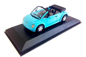 VW VOLKSWAGEN CONCEPT CAR CABRIOLET 1994 BLUE *ФОЛЬКСВАГЕН ФОЛЬЦВАГЕН