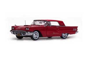 FORD THUNDERBIRD HARD TOP 1960 MONTE CARLO RED