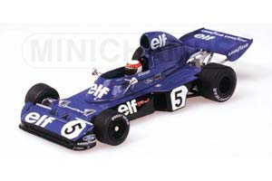 TYRRELL 006 J.STEWART 1973 WORLD CHAMPION #5