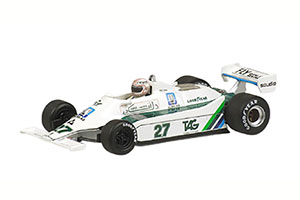 WILLIAMS FW07 A.JONES 1979 #27