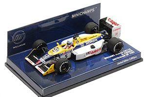 WILLIAMS FW11B R.PATRESE AUSTRALIAN GP 1987 #5