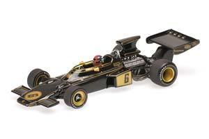 Lotus Ford 72 Emerson Fittipaldi Winner Italian GP World Champion 1972
