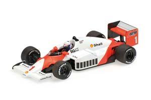 McLaren MP 4/2C Alain Prost World CHAMPION 1986