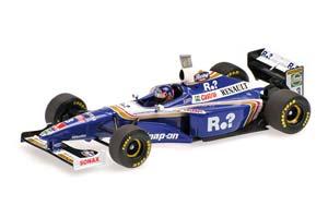 Williams Renault FW19 Jacques Villeneuve World Champion 1997 High Cover