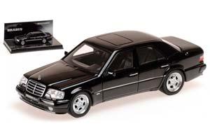 MERCEDES BRABUS W124 6.5 MERCEDES 500E 1989 BLACK