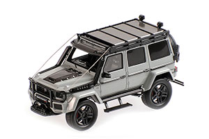 MERCEDES BRABUS 550 ADVENTURE 4X4² BASED ON G 500 4X4 2017 LIGHT GREY *BENZ BENC МЕРСЕДЕС БЕНС МЕРСИДЕС МЕРСЕДЕЗ БЕНЦ