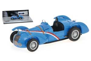 DeLaHaye Type 145 GP V12 1938 Blue