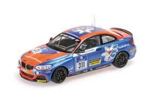 BMW M 235I RACING TEAM MEDIENKRAFTWERK DI MARTINO/OLIVO/MAIE...