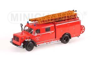 MAGIRUS DEUTZ 150D10 LF16 FEUERWEHR DUSSELDORF FIRE