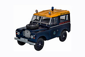 LAND ROVER SERIES III SWB STATION WAGON