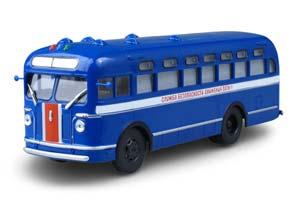 ZIS 155 BLUE SAFETY (USSR BUS) | ЗИС-155 БЕЗОПАСНОСТЬ ДВИЖЕНИЯ СИНИЙ *ЗИС