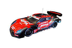 NISSAN MOTUL AUTECH GT-R FUJI TEST 2008 SUPER GT 500 #22 *НИССАН НИСАН